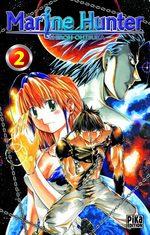 Marine Hunter 2 Manga