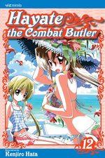 Hayate the Combat Butler 12
