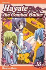 Hayate the Combat Butler 13