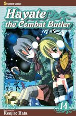 Hayate the Combat Butler 14