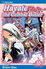 Hayate the Combat Butler 15