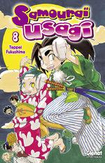 Samourai Usagi 8