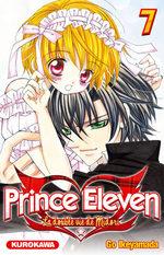 Prince Eleven 7 Manga