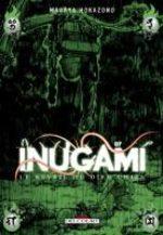 couverture, jaquette Inugami, Le Réveil du Dieu Chien 7