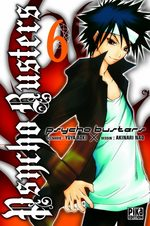 Psycho Busters # 6