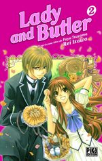 Lady and Butler 2