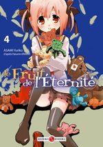 Le fruit de l'éternité 4 Manga