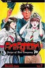 Daigo, Soldat du Feu 7