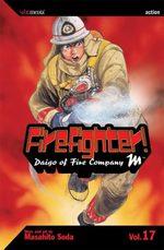 Daigo, Soldat du Feu 17
