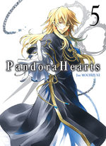 Pandora Hearts # 5