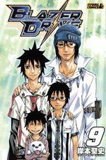 Blazer Drive 9 Manga