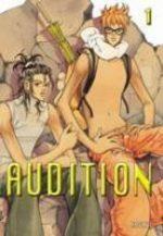 couverture, jaquette Audition 1