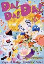 Da! Da! Da! 6 Manga