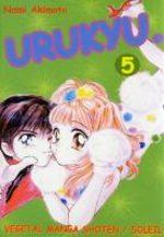 Ultracute 5 Manga