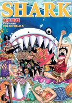 One Piece - Color Walk 5 Artbook
