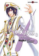 Code Geass - Lelouch of the Rebellion 8 Manga