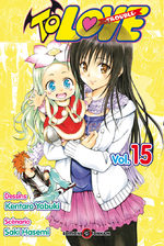 To Love Trouble 15 Manga