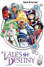 Tales of Destiny T.6 Manga
