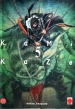 Kami Kaze 5 Manga