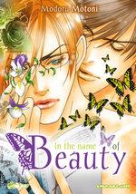 In the name of Beauty 1 Manga