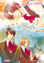 couverture, jaquette In God's Arms 1