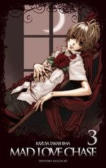 Mad Love Chase T.3 Manga