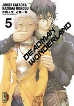 couverture, jaquette Deadman Wonderland 5