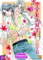 The Tyrant who fall in Love 5 Manga