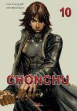 couverture, jaquette Chonchu 1ERE EDITION 10