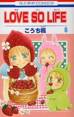 Love so Life 6 Manga