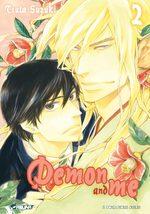 My demon and me 2 Manga