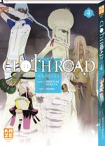 Cloth Road 4 Manga