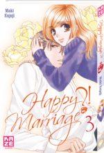 Happy Marriage?! 3 Manga