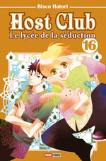 Host Club - Le Lycée de la Séduction 16 Manga