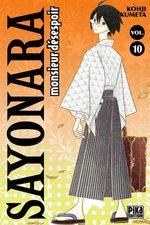 Sayonara Monsieur Désespoir 10 Manga
