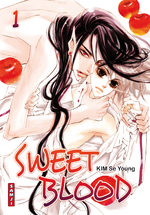 Sweet Blood T.1 Manhwa