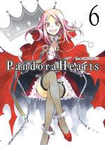 Pandora Hearts # 6