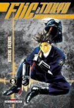 Flic à Tokyo 5 Manga