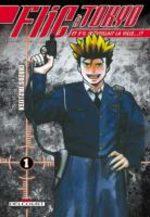 Flic à Tokyo 1 Manga