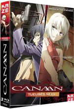 CANAAN 1 Série TV animée