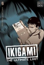 Ikigami - Préavis de Mort 6