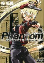 Phantom 2 Manga