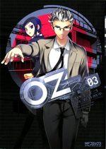 Oz 3 Manga