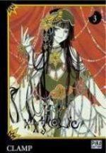 xxxHoLic 3 Manga