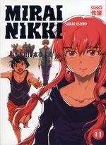 Mirai Nikki 11 Manga