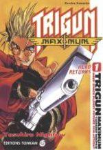 Trigun Maximum 1 Manga