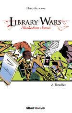Library Wars 2 Roman