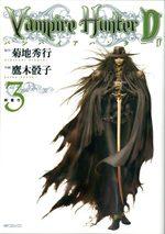 Vampire hunter D 3 Manga