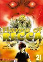 Flame of Recca 21 Manga