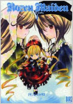 Rozen Maiden 4 Manga